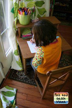 help get your kindergartener ready to write