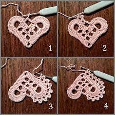 Tarkoitukseni Oli Postailla Jo Aiemmin T - Qoster Diy Crochet Garland, Scrap Yarn Crochet, Crochet Tree, Diy Crafts Crochet, Crochet Mask, Crochet Decoration, Crochet Motif, Crochet Designs, Crochet Doilies