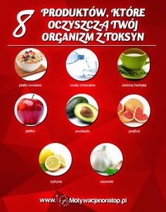 Jak oczyścić organizm z toksyn cz 4 Self Care Activities, Health Advice, Detox, Health And Beauty, Healthy Lifestyle, Health Fitness, Vegan, Smoothies, Cooking