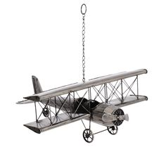 Avion Vintage métal