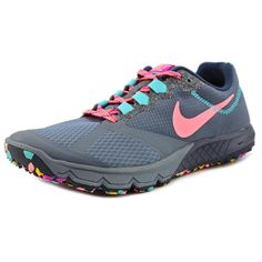 3c4c6507a96d49 Nike Air Zoom Wildhorse 2 Women Round Toe Synthetic Gray Running Shoe -  Save 30 -