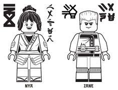 12 Best Ninjago Ninjas Images Free Lego Lego Ninjago Movie