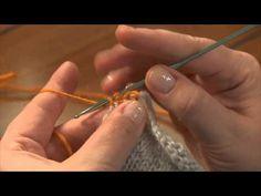 ▶ Steeking Knitting Tips & Techniques with Ragga Eiríksdóttir - YouTube