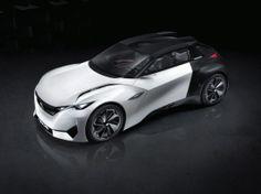 Hangra gyúrt a Peugeot elektromos kupéja
