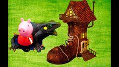 Peppa Pig in italiano. Peppa incontra il suo nuovo amico Rana. Peppa Pig...