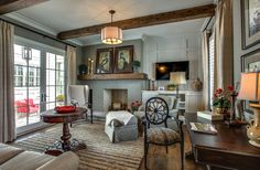 Luxurious Study Rooms I Sophisticatedly Stylish #GroveLiving