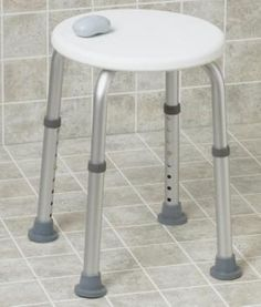 29 carex compact shower stool - Shower Stools