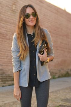 simple, comfy outfit