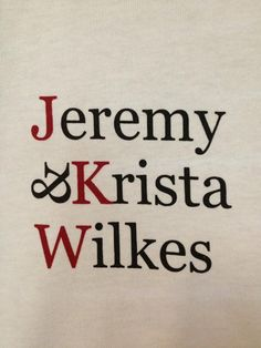 Jeremy & Krista Wilkes of The Wilkes Ministries Southern Gospel Music and Pictures