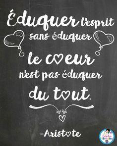 """Les """"P'tits mots du tableau"""" pour vous inspirer, vous faire rire ou réfléchir. Création École et bricoles."""