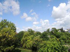 Heute ist Vatertag (Männertag, Herrentag, Christi Himmelfahrt) und das Wetter hier im Nordosten gar nicht mal so schlecht. :-)