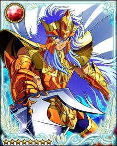 Saint Seiya Galaxy Card Battle Julian Solo / Poseidon This confirms that there will be Poseidon Saga in the GCB game!