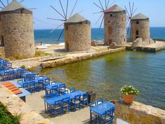 One day I will look at my trip to Chios as a shining example of my own special Greek island neurosis Popular Greek Food, Chios Greece, Grilled Sardines, Ottoman Turks, The Far Side, Public Garden, Archaeological Site, Greek Islands
