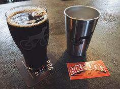 @johnpastor: Celebrating Sacramento Beer Week at the always-awesome @bikedogbrewing. #sacbeerweek #sbw2016 #sacramento #westsacramento #westsac #bikedog #beer #milkstout #lowbraumilkstout #vsco #vscocam