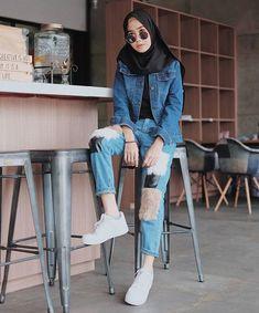 57 New Ideas Fashion Model Street Style Chic Hijab Style, Casual Hijab Outfit, Hijab Chic, Hijab Fashion Inspiration, Fashion Photography Inspiration, Street Hijab Fashion, Muslim Fashion, Look Fashion, Trendy Fashion