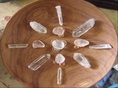 Making Crystal Grids to Heal the Earth and her Water - Dancing with Water