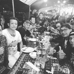 """Dinner """"kepala ikan manyung"""" pak edy #simpanglima #semarang jawa tengah"""