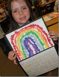 More rainbow activities