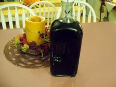The Blue Spotted Owl: Homemade Kahlua - New Ideas Homemade Kahlua, Homemade Liquor, Kailua Recipes, Creative Gifts, Cool Gifts, Kahlua And Cream, Kahlua Coffee Liqueur, Spotted Owl, How To Make Pumpkin