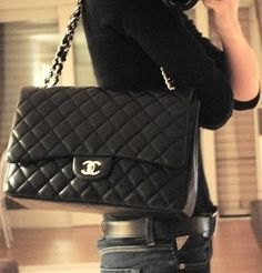 can't wait to make my first chanel bag purchase in the near future