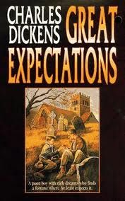 Great Expectations by Charles Dickens -a hauntingly beautiful story!