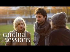 ▶ The Head And The Heart - Honey Come Home - CARDINAL SESSIONS - Such a cute song.
