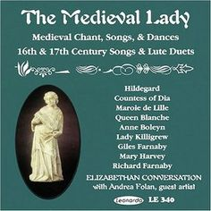 Medieval & Renaissance Women Composers Recommended CDs, Chant & Choral Music, Sound Clips