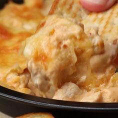 Piri Piri Chicken Dip