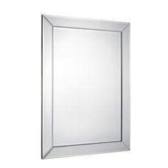 Heal's | Mitre Modern Mirror - Rectangular Mirrors - Mirrors - Accessories