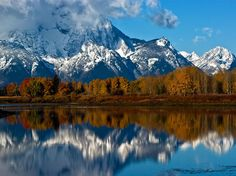 Mount Moran is a perfect creation of GodPosted on 9:03 AM by Ariskevin siringoringoMount Moran is a perfect creation of God