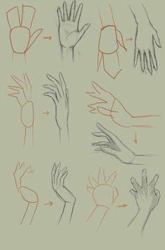 Hand Quick Sketch