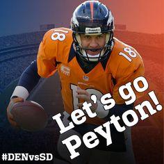 Peyton Manning #denverbroncos