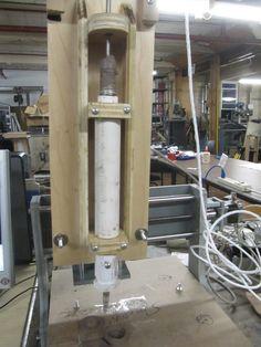 Tocs: 3D Clay Extruder