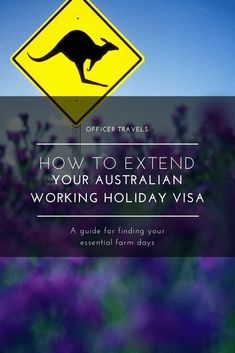 A guide for backpackers… helping find the right to extend their Australia Tourism, Australia Travel Guide, Visit Australia, Travel Jobs, Work Travel, Travel Advice, Working Holiday Visa, Working Holidays, Farm Day