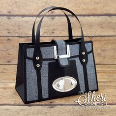 Tonic Studios: Kensington Hang Bag - Sheri Holt