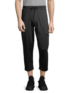 Y-3 X FIT CROPPED TRACK PANTS. #y-3 #cloth #