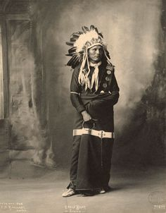 Mato Wanbli, Eagle Bear; Sioux