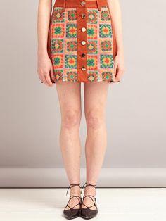 Graceland Skirt – Sister Jane Dress Up Boxes, Graceland, Head To Toe, 70s Fashion, Dressing, Mini Skirts, Style, Swag, Mini Skirt