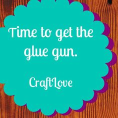 What time is it? :) #CraftLove #PinPals