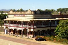 Photograph of Railway Hotel at Ravenswood Queensland Australia, Australia Travel, First Fleet, Ghost Tour, Buildings, Hotels, Tours, Mansions, Google Search