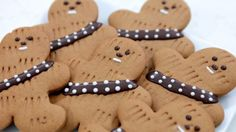 Gingerbread Wookiee Cookies Recipe