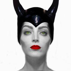 Maleficent makeup Maleficent Makeup, Halloween Face Makeup