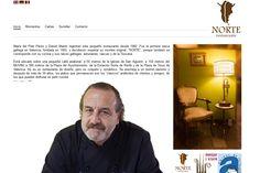 Hemos hecho un proyecto de web y redes sociales para Restaurente Norte: web, estrategia de redes, diseño de imagen corporativa. Visita nuestra: www.restaurantenorte.es