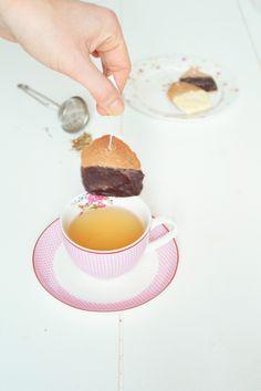 Tea Bag Cookies - on the blog!