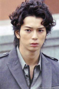 Matsumoto Jun from Hana Yori Dango live action.  I LOVE HIM SO MUUUUCH!  Tsukasa forever! <3