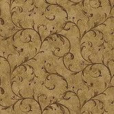 Found it at Wayfair - Lodge Décor Berry Trail Scroll Wallpaper