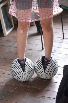 26 Funny Shoe Designs You Never Seen Before (26 Photos) Geek Funny Bizarre Fashion   geek fun