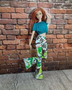 Beautiful Barbie Dolls, Pants, Style, Fashion, Marseille, Trouser Pants, Swag, Moda, Fashion Styles