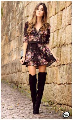 Botas tendência do Inverno - do blog http://fashioncoolture.com.br/