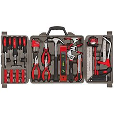 Apollo Precision Tools DT0204 Household Tool Kit, 71-Piec... https://smile.amazon.com/dp/B003XU7VKQ/ref=cm_sw_r_pi_dp_x_Q-1izbTRCS63Y